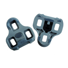 Look Kéo Grip Pedal Plates grey
